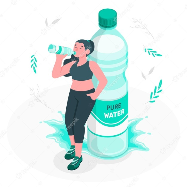 Keep yourself hydrated
