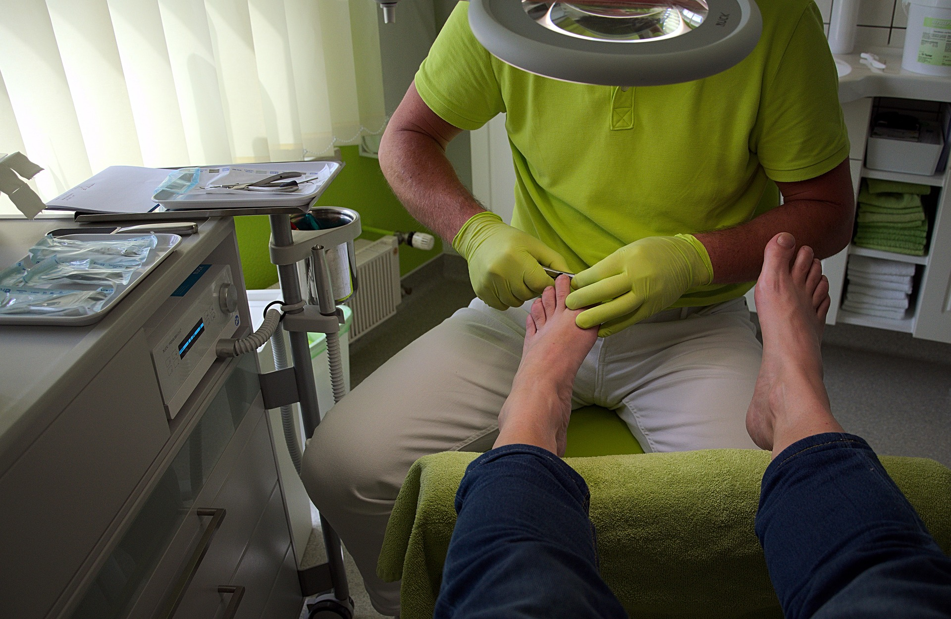 podiatrists in baltimore